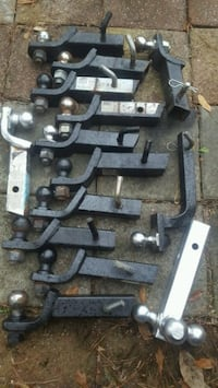 Trailer hitch $10 each, 3 way 20 price firm