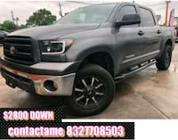 Toyota - Tundra - de piel ALTA-2011$2800 DOWN Houston