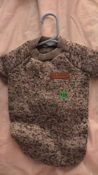 Hoodie  for Dog /cat  Jackson, 08527