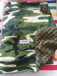 Carseat Canopy Camo Comer, 30629