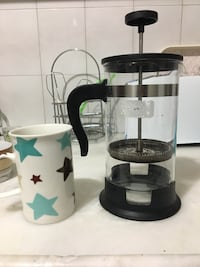 French Press Bornova, 35100