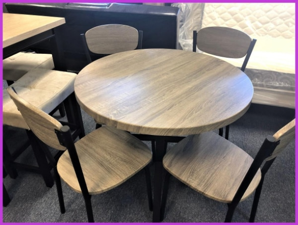 5 Piece Dining Set, ONLY 2 LEFT!!!