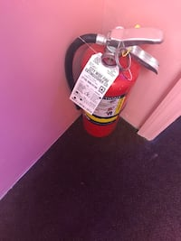 Fire extinguisher dry chemical  New York, 11417