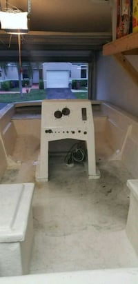 white and brown wooden dog house Pompano Beach, 33064