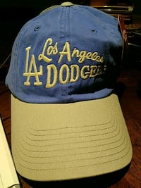 blue and yellow Los Angeles Lakers cap San Antonio, 78230