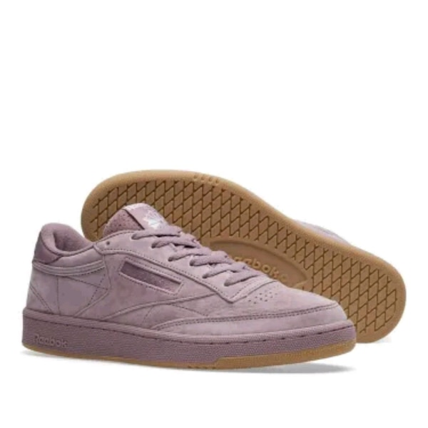 finest selection 89f33 7891c Used Brand New Reebok Classic Club C Smokey Orchid Gum for sale in ...