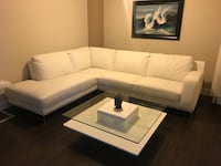 White Sectional Couch Brampton, L6R 3B1