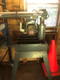Radial arm saw by craftsman good condition