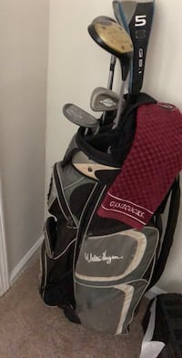 Golf set everything in picture included Columbia, 29201