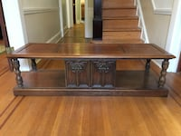 Oak Coffee Table and End Table Set  Catonsville, 21228