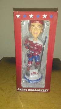 Andre burakovsky bobblehead Washington, 20020