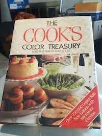 The Cook's Color Treasury cook book Midland, 79701