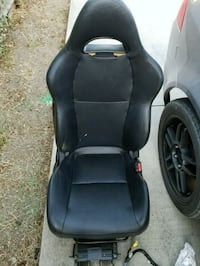 black leather vehicle bucket seat Fort Bragg, 95437