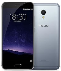 Смартфон Meizu MX6 32gb Grey 4G LTE 2 sim, экран 5 Ufa