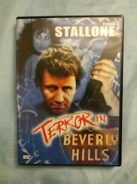 Terror in Beverly Hills dvd