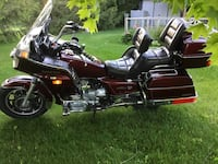 1984 Honda Goldwing Interstate 1200 Melancthon