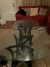 2 glass coffee table s Concord, 28027