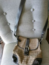 Authentic over the shoulder coach purse Oklahoma City, 73132
