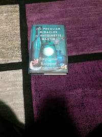 The Peculiar Miracles of Antoinette Martin Surrey