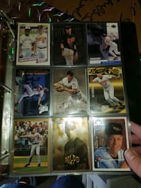 Baseball cards and more