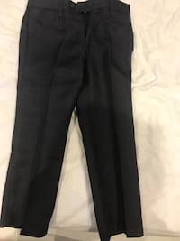 Boys black dress pants Toronto, M6B 2N2