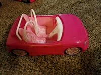 toddler's pink plastic ride on toy College Park, 20740