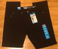 Men's Levi's Black Jeans New With Tags Anderson, 29621