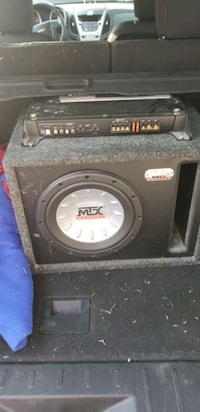Competition sub and amp Windsor, N8W 2M2