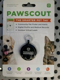PawScout Smart Dog Tag Waldorf