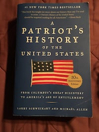 A Patriot's History of the United States Tuscaloosa, 35405