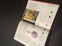 28 Book Encyclopedia Science + Technology Illustrated 536 km