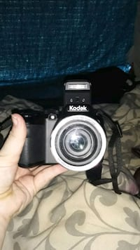 Kodak Camera With SD Card