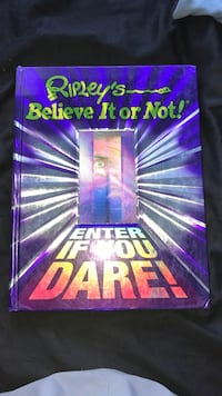 Ripleys believe it or not (Hardcover) Victoria, V8Z 2P9