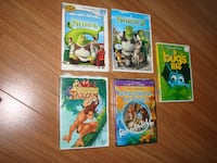 Children's DVD Movies ($4 each) Kitchener, ON, Canada