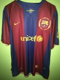 FC Barcelona Jersey (Ronaldinho-10)(XL) Germantown, 20874