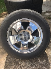 20 inch wheels and tires Winston-Salem, 27127