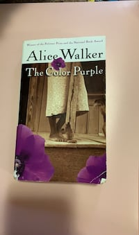 The Color Purple by Alice Walker District Heights, 20747