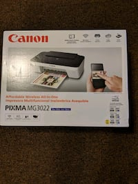 Canon Wireless Printer Washington