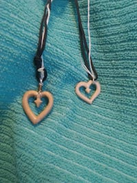 One way Heart necklace Corpus Christi, 78408