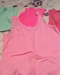Very Soft new TANK TOPS SIZE XXL FITS MORE LIKE XL OR LARGE 6 for $20