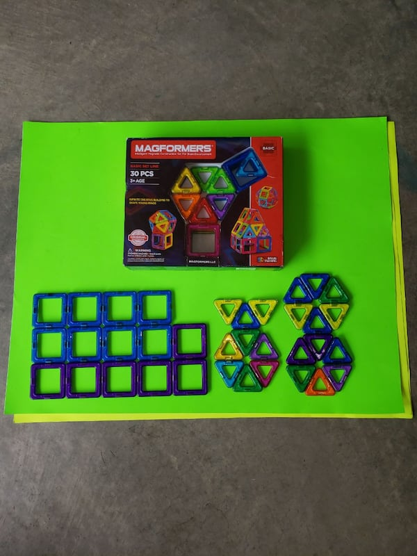 Magformers, 65 pieces 8fe198be-f74e-41a3-a7d0-68ad83aba572