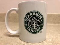 2006 Starbucks Coffee Tea Mug White Green Mermaid Logo 12oz Corrales, 87048