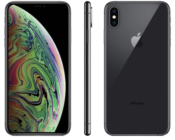 I PHONE XS MAX 256gb uåpnet