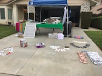 Wedding Yard Sale! Moreno Valley, 92557