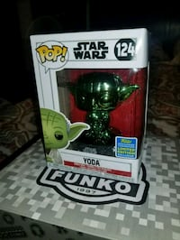 Yoda SDCC exclusive funko pop (FIRM PRICE) Toronto, M1L 2T3