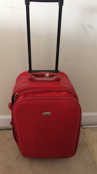 red luggage 31 km