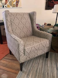 Madison Park Upholstered Accent Chair