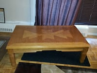 Oak Coffee Table  Mississauga, L5C 1H9