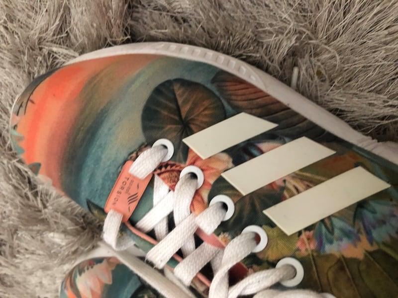 Limited addition sunset colors Adidas 6.5 db369c55-ae4b-4dc0-a09d-fd632b8d5e84
