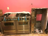 5 star stove double oven brand new with blower  Levittown, 11756